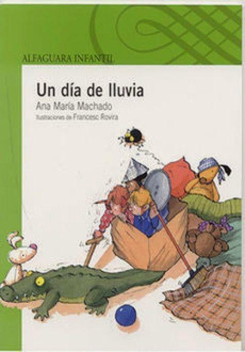 LIBROS EN PDF GRATIS: UN DÍA DE LLUVIA.