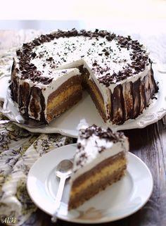 Μυρωδιές και νοστιμιές: Τούρτα σοκολάτας με μπισκότα