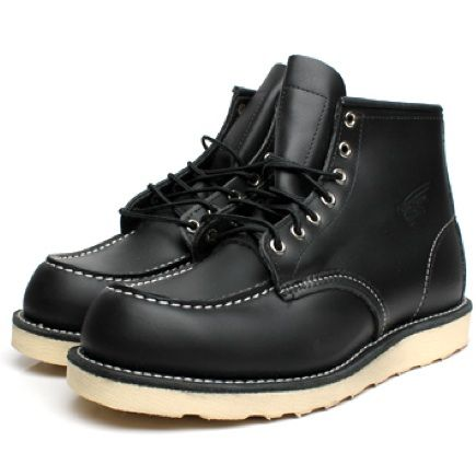 Redwing Heritage Moc Toe Boot