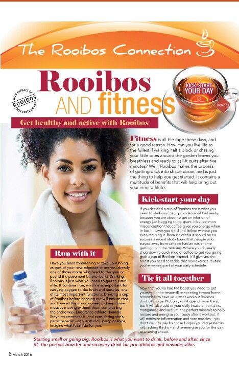 Rooibos is your answer to all your questions. Start using Annique's rooibos products today. Contact me to order
