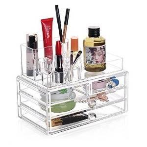 #AmazonCA #AmazonCanada: $35.99 or 49% Off: $35.99 Ohuhu Acrylic Makeup Organizer/ Makeup Box/ Jewelry & Cosmet... http://www.lavahotdeals.com/ca/cheap/35-99-ohuhu-acrylic-makeup-organizer-makeup-box/68279