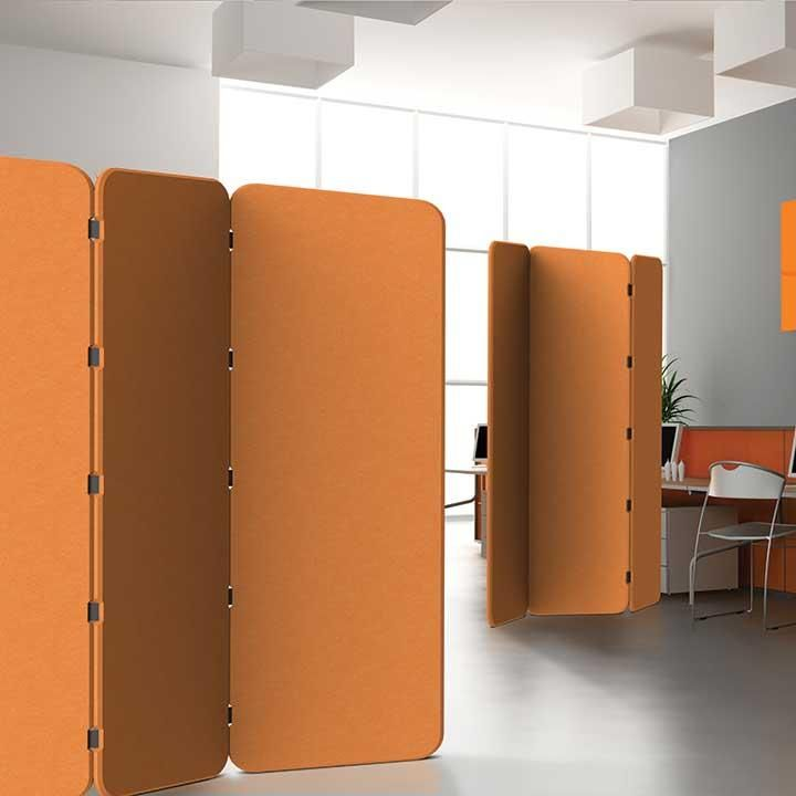 Zintra ConcertinaPanel   Acoustic ceiling panels, Acoustic ...