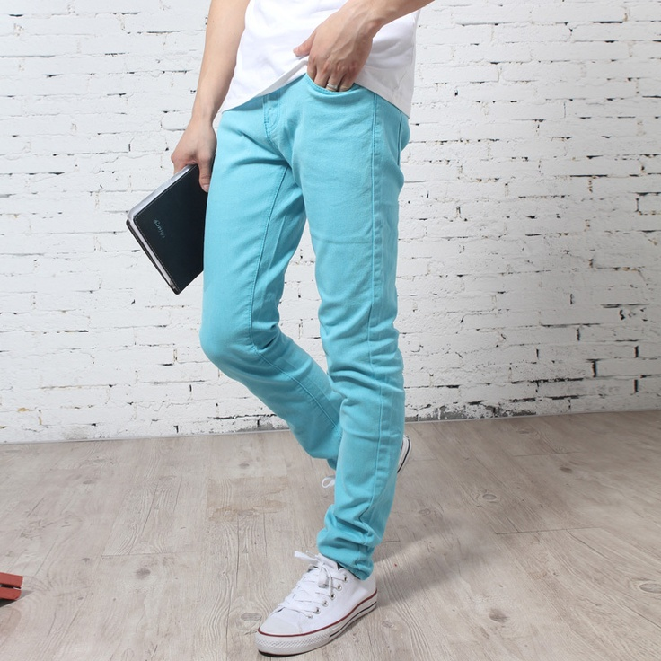 Mens Colored Pants