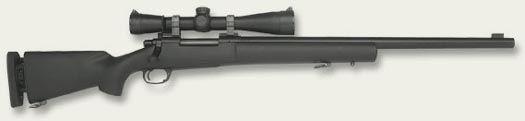 Remington Law Enforcement - Rifles - M24 Sniper Weapon System