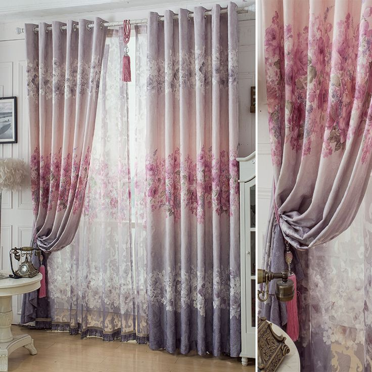 cheap print touch buy quality curtains for small bedroom directly from china curtain sale suppliers