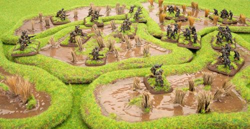 terrain party how to use