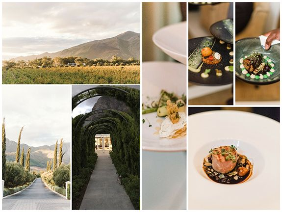 A visit to Grande Provence is a sensory joy for the eyes and palate
