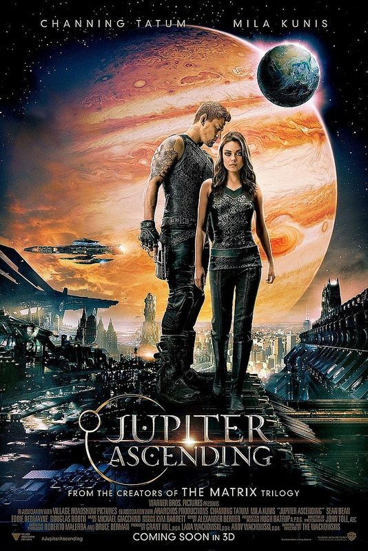 Watch Jupiter Ascending (2015) Full Movies (HD quality) Streaming
