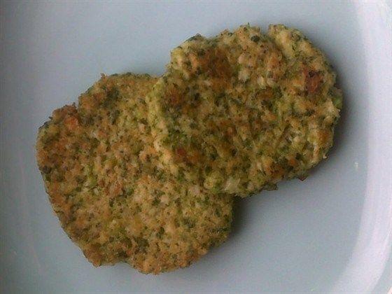 Котлетки из брокколи и цветной капусты