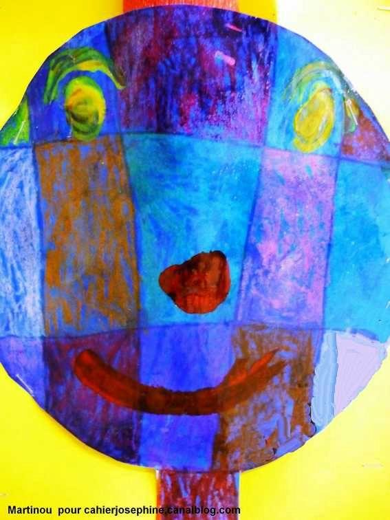 Klee, un classique! - Les cahiers de Joséphine