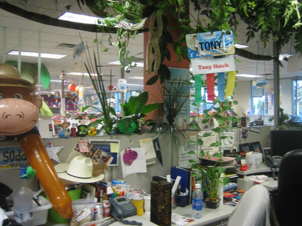 12 best the workplace images on pinterest office for Zappos office design