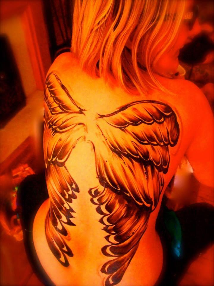 Caroline - Temporary Tattoos | London | South East | UK
