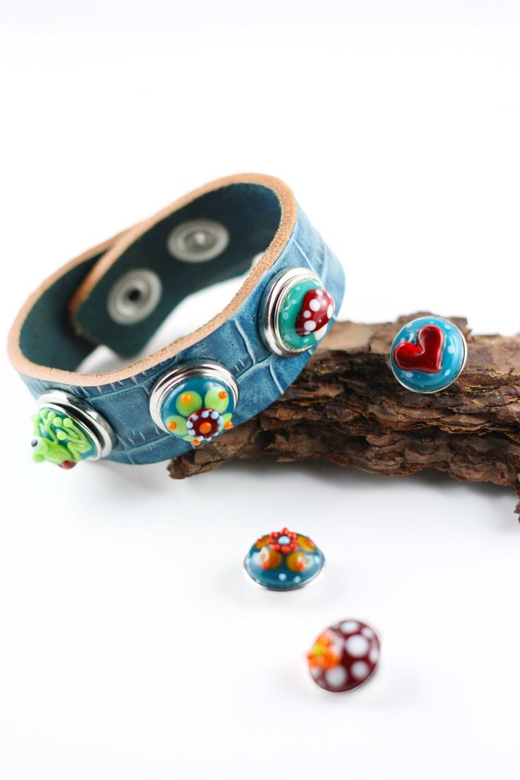 Noosa Armband mit Chunks