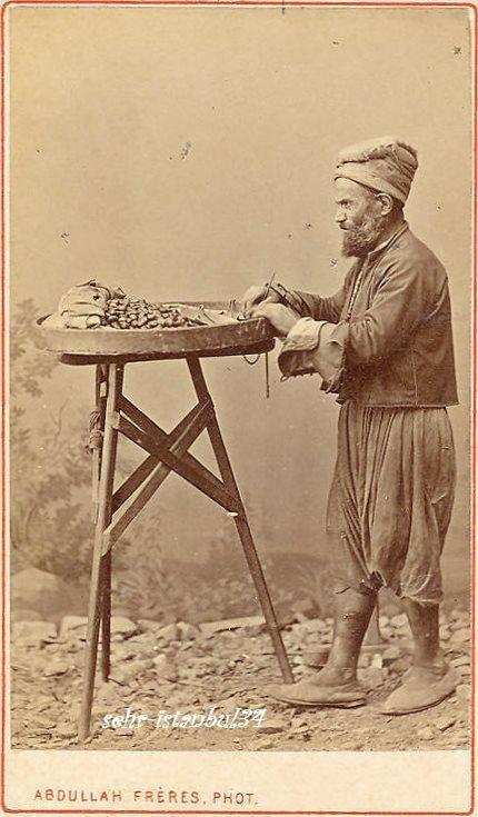 Seyyar satıcı-1880's