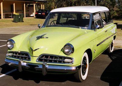 1954 Studebaker Conestoga wagon