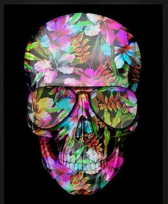 wallpaper additionally sugar skull - photo #41