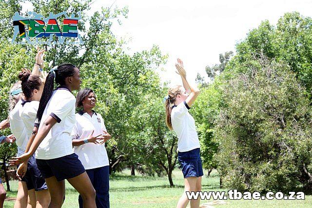 Cornwall Hill College Team Building Pretoria #TBAE #TeamBuilding