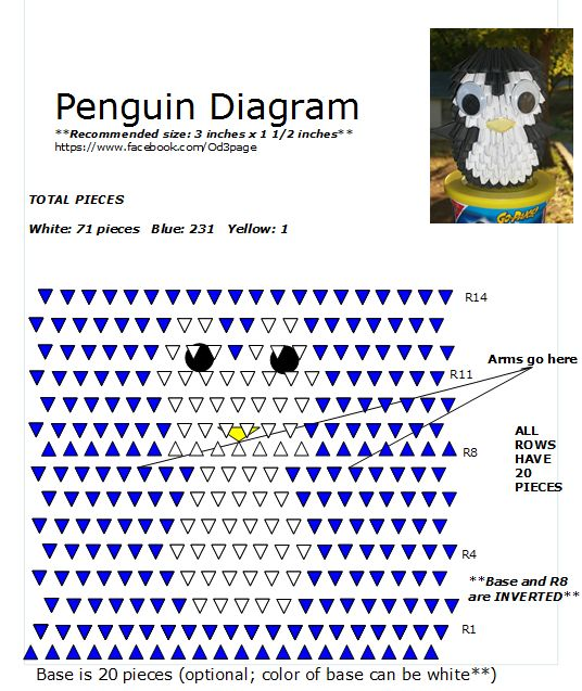 582 best l 3d origami patterns only diagram images on pinterest rh pinterest com 3d origami diagrams free 3d origami diagrams free
