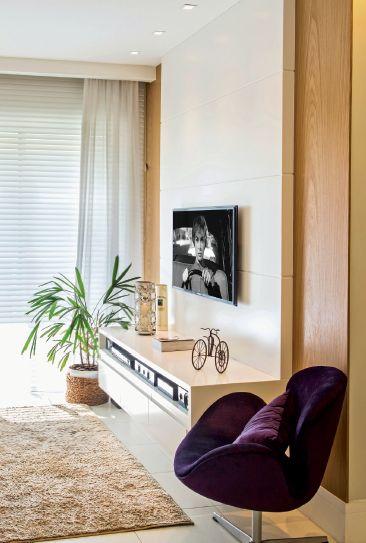 Revista MinhaCASA - A moldura perfeita para valorizar sua TV