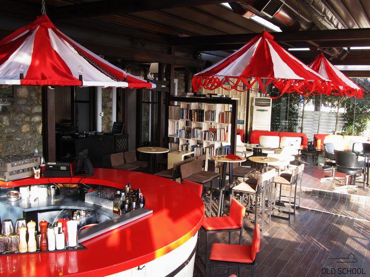 old school -cafe-bar-agiokampos-greece