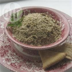 Pasta de Berenjenas (Baba Ghanoush) @ allrecipes.com.ar