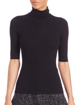 THEORY Leenda B. Refine Turtleneck Sweater. #theory #cloth #sweater