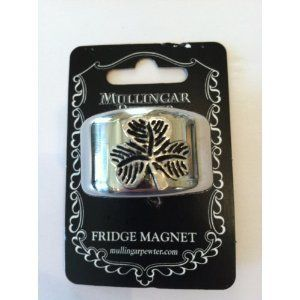 Trinity Knot Wine Drip Catcher-Irish Made-Ships Today by Mullingar Pewter. $8.95