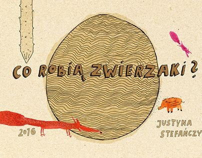 """Check out new work on my @Behance portfolio: """"What do the Animals do?"""" http://be.net/gallery/51658945/What-do-the-Animals-do"""