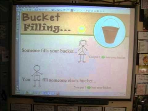 Bucket filling Video