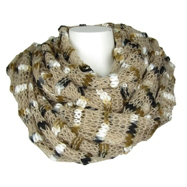 Sjaal grof gebreid: fashionize, azone
