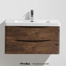 SMILE 86cm Wall Hung Vanity By Prodigg®