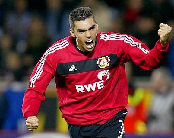 """Lúcio"" Lucimar Ferreira da Silva, Bayer 04 Leverkusen (2001–2004, 92 apps, 15 goals)"