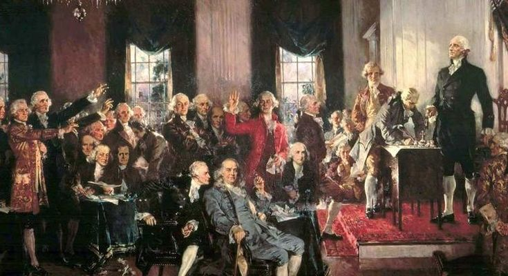 essay on the constitutional convention of 1787 3 abstract this lesson was designed to help students gain a deeper understanding of the constitutional convention of 1787 and some of the issues faced by the delegates.