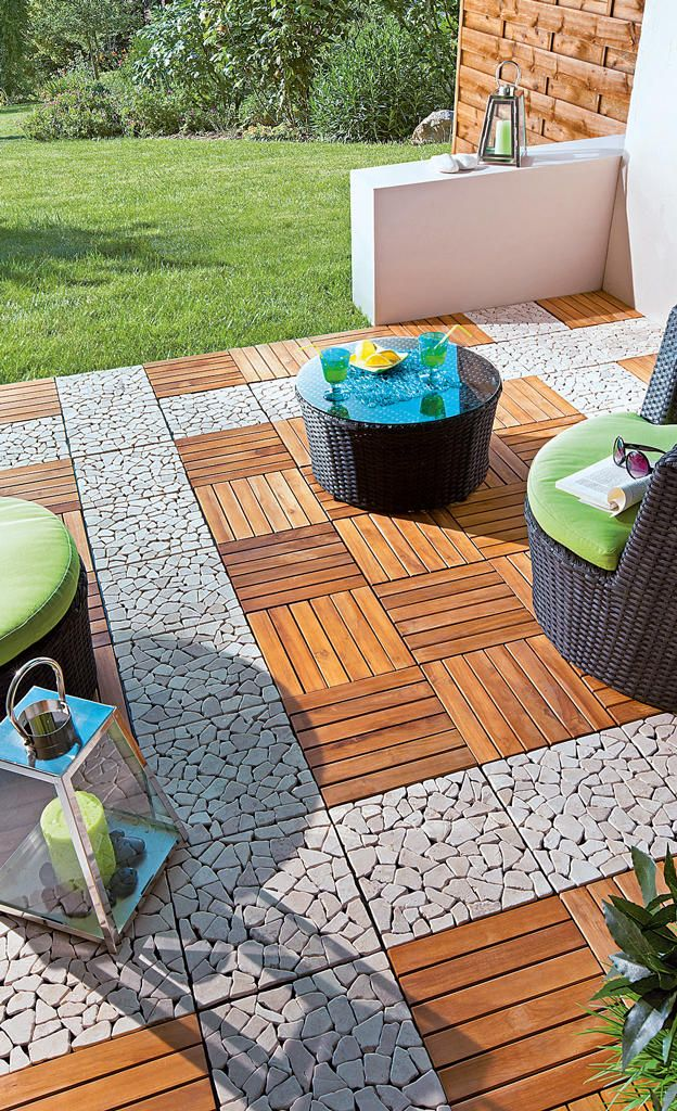 Fabulous Best 25+ Holzfliesen terrasse ideas only on Pinterest | Ikea  JL64