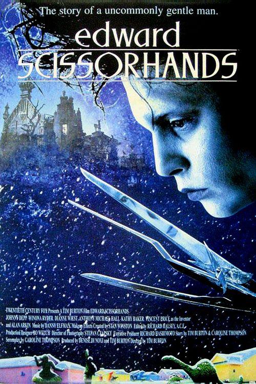 Edward Scissorhands 1990 full Movie HD Free Download DVDrip