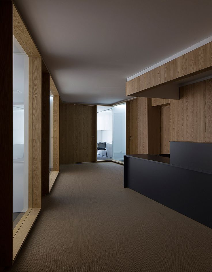 Oficinas dsae nonnadesign projects 9 clinica dental for Pinterest oficinas modernas