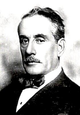 The great composer Giacomo Puccini had a studio in Rome at Via Margutta 54.