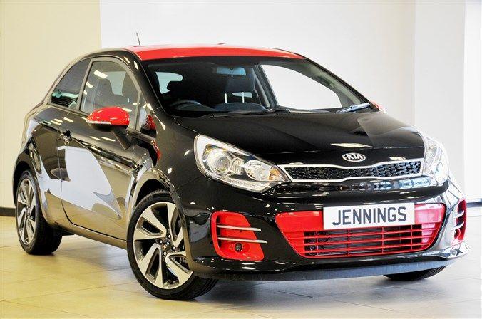 New Kia Rio ST set for 2018 launch - Jennings Motor Group