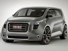 BERITA BERITA AUTOMOTIVE: GRANITE CROSSOVER GMC SUV Concept Car