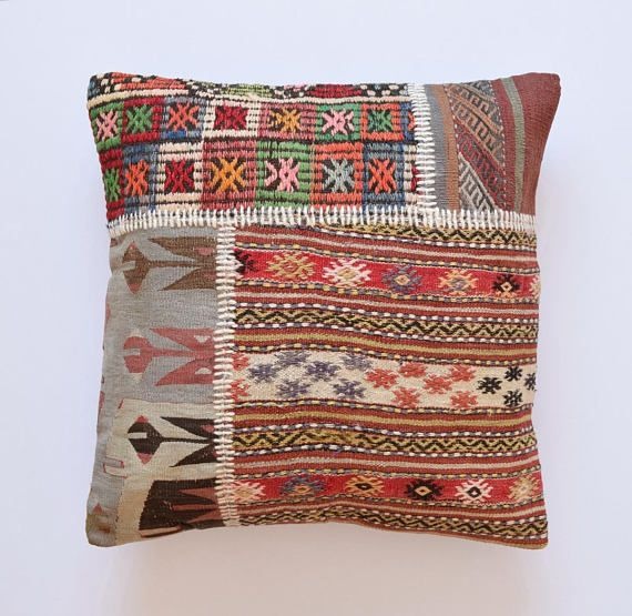 Federe Cuscini 65x65.Kilim Pillow Cover 26 X26 65x65cm W81 Large Pillow Moroccan