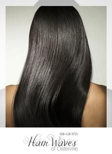 Hair Waves of Osterville is offering a 43% OFF a Keratin Complex Express Blowout includes Shampoo, Cut & Blowdry
