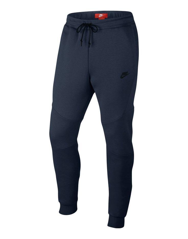 Nike - Broek - Heren Kleding Bottoms Obsidian/Black