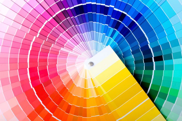 The Fascinating Origins of 10 Everyday Color Words #language #etymology