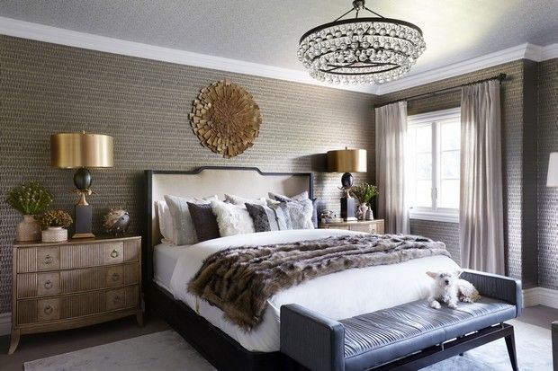Step In the Most Stunning Bedrooms by Jeff Andrews                                                                                                                                                                                 More