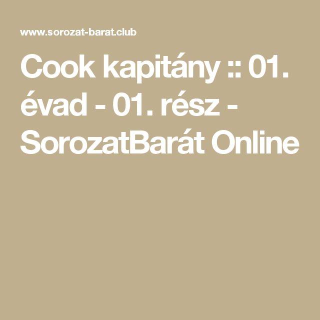 Cook kapitány :: 01. évad - 01. rész - SorozatBarát Online