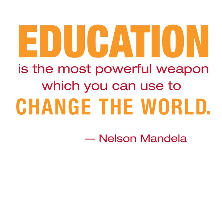 Nelson Mandela Quotes On Change: Pin By AWD On Tools For Living