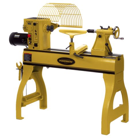 The Powermatic 3520B Lathe, 2HP, 1 or 3PH, 220V in Woodworking, Lathes