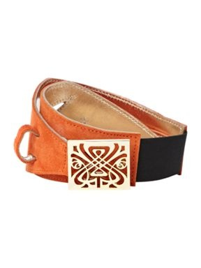 BIBA Angular #Belt Orange - House of Fraser: Fashion, Orange House, Angular Belt, Accessories, Biba Angular, Fraser, Belts