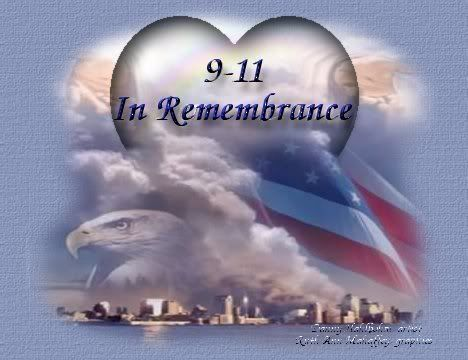 9-11 REMEMBRANCE