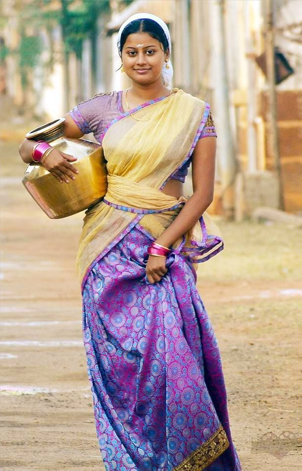 Woman from Tamil Nadu
